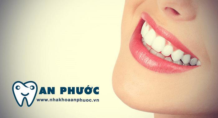 Tẩy trắng răng đối với răng sậm màu