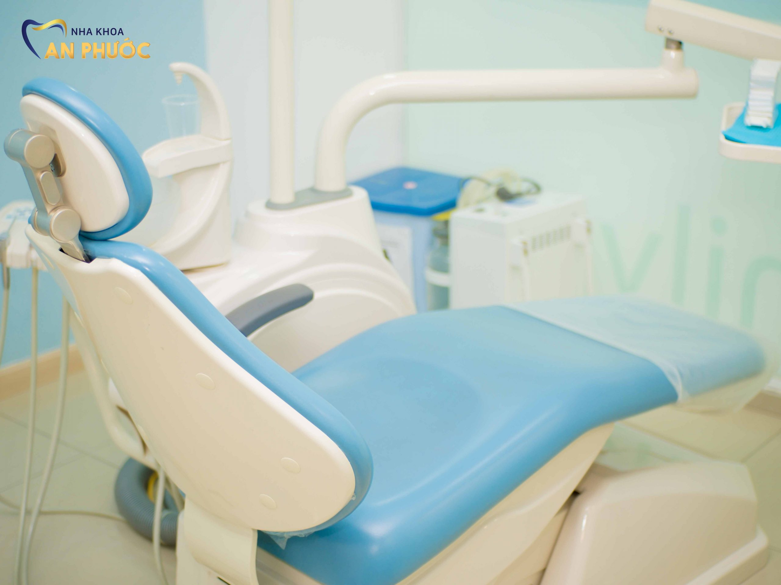Hệ thống phòng điều trị chuyên biệt tại nha khoa An Phước.