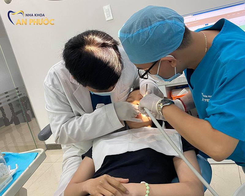 Nha khoa An Phước - Địa chỉ nhổ răng khôn tại Tân An, Long An nhẹ nhàng, nhanh chóng.